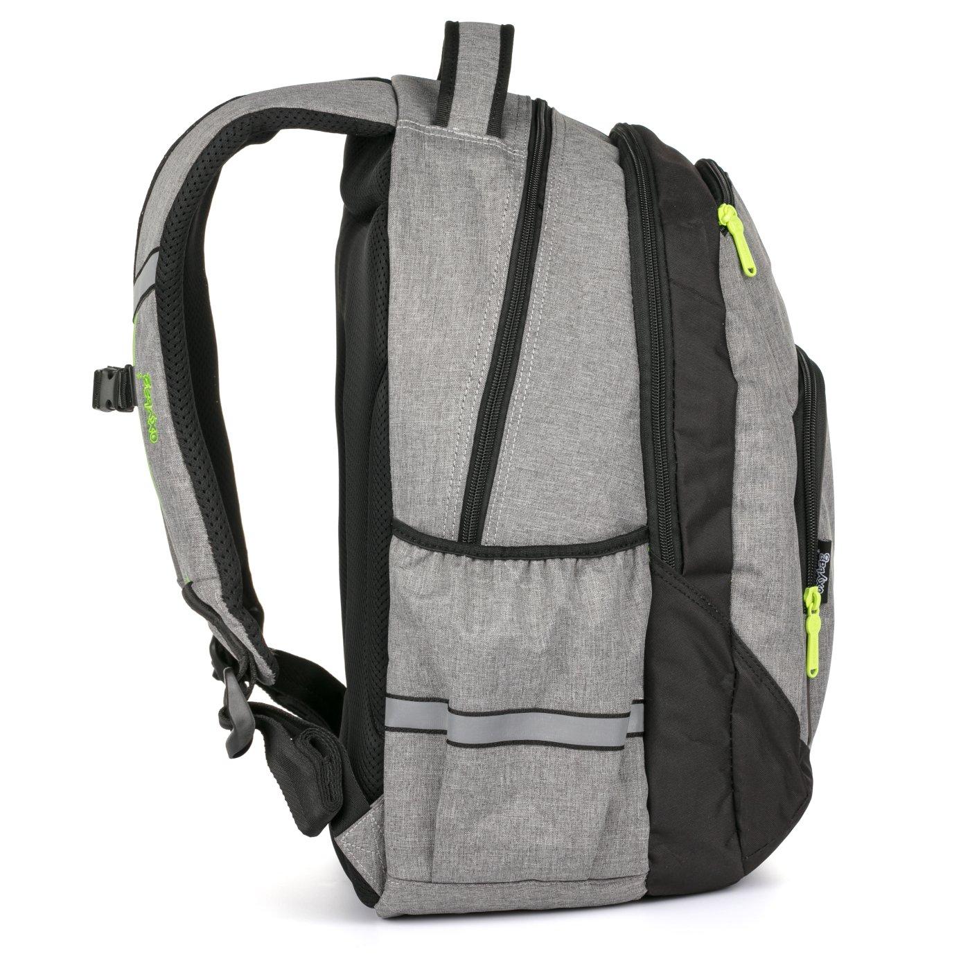 ... Studentský batoh OXY Style GREY LINE Green Bez licence · Image. OXY 405a264860
